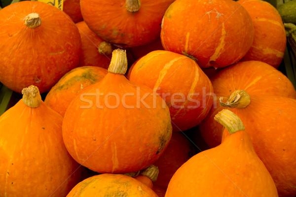 оранжевый рынке продовольствие лет фермы Сток-фото © photosil