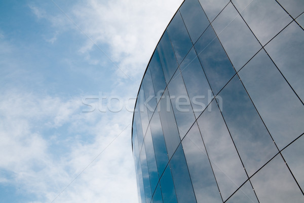 Modern building Stock photo © photosil