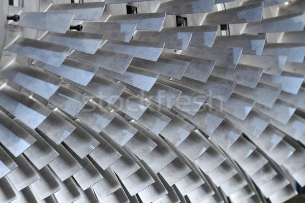 タービン 背景 ガス 鋼 風 ツール ストックフォト © photosoup