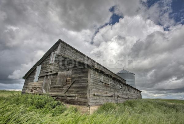 Abandoned Farm Stock photo © pictureguy