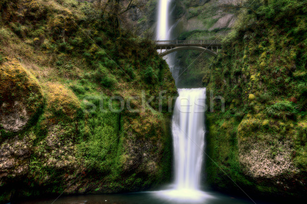 Multnomah Falls Oregon Stock photo © pictureguy