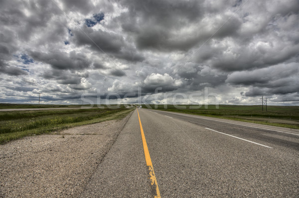 Trans Canada Highway Stock photo © pictureguy