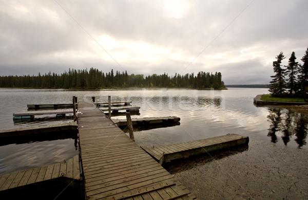 Saskatchewan prins park Canada Stockfoto © pictureguy