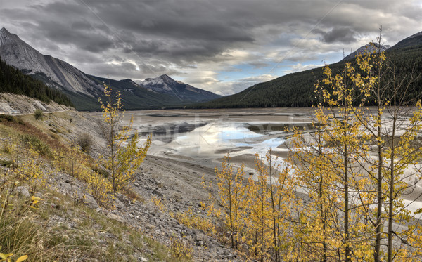 Scenic View Rocky mountains Stock photo © pictureguy