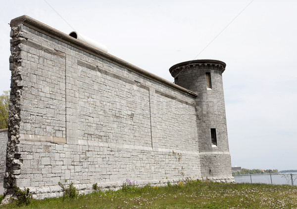 Kingston Penitentiary Ontario Stock photo © pictureguy