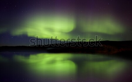 Northern Lights Stock photo © pictureguy