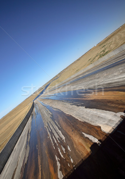 Spillway at Gardner Dam  Stock photo © pictureguy