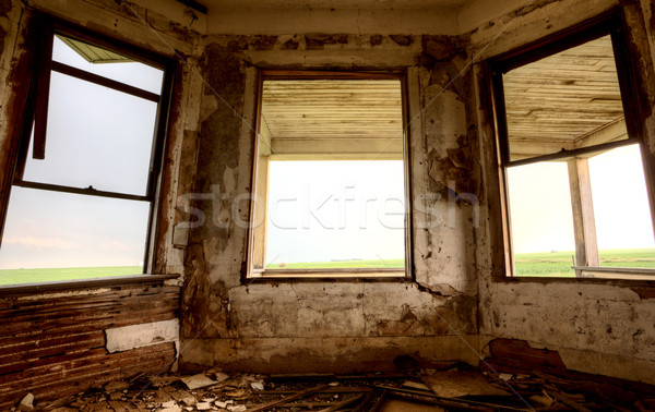 Interior Abandoned Building Stock photo © pictureguy
