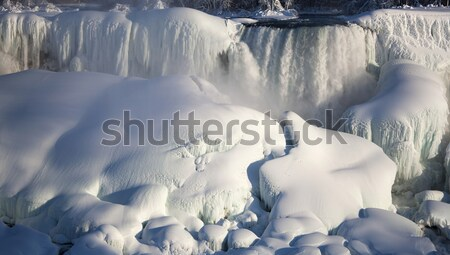Winter Niagara Falls Stock photo © pictureguy