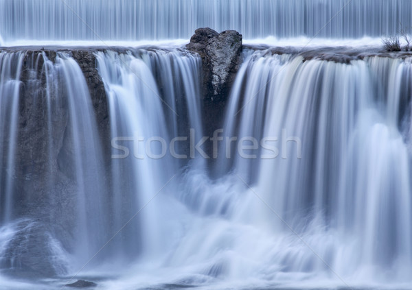 Shoshone Falls  Twin Falls, Idaho  Stock photo © pictureguy