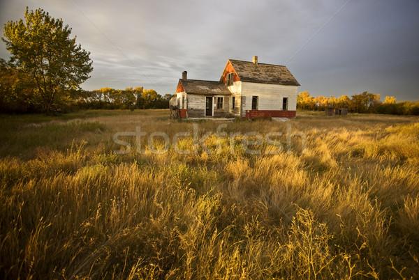 Abandoned Farmhouse Stock photo © pictureguy