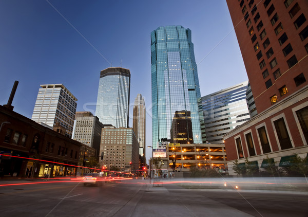 Minneapolis City Photo Stock photo © pictureguy