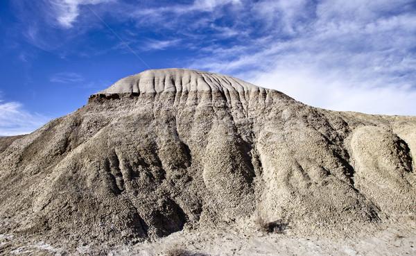 Park Canada landschap reizen zand steen Stockfoto © pictureguy