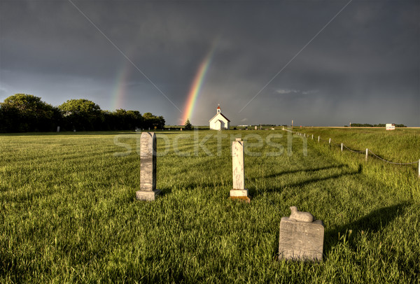 Old Country Church  Stock photo © pictureguy