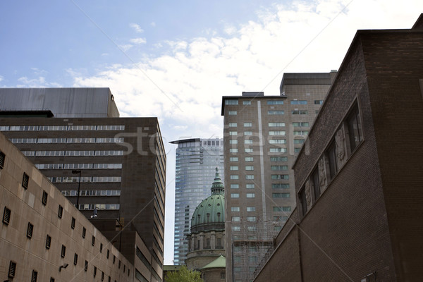 Old Montreal Stock photo © pictureguy