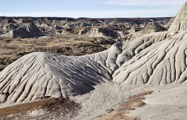 Badlands Alberta  Stock photo © pictureguy