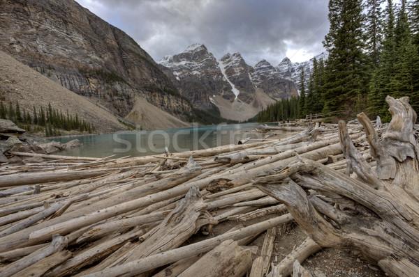 Morraine Lake Alberta Stock photo © pictureguy