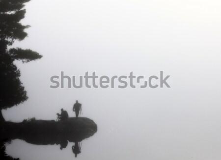 Buğu ayarlamak yukarı zaman Stok fotoğraf © pictureguy