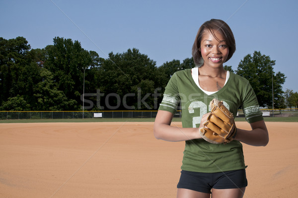 Baseball Player Stock photo © piedmontphoto