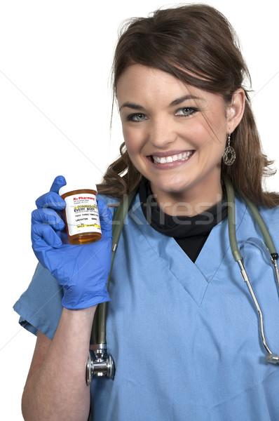 Medical Humor Stock photo © piedmontphoto