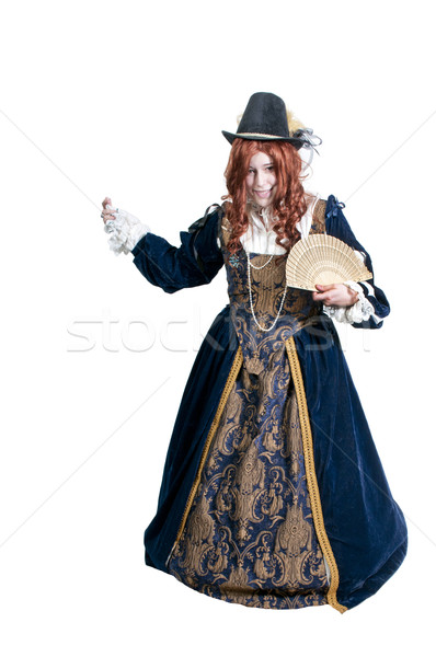 Renaissance Woman Stock photo © piedmontphoto