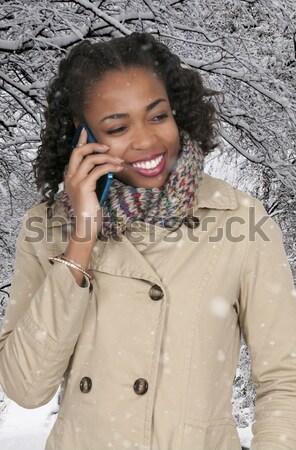 女性 キス 美しい 若い女性 女性 ストックフォト © piedmontphoto