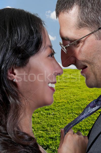 Couple in Love Stock photo © piedmontphoto