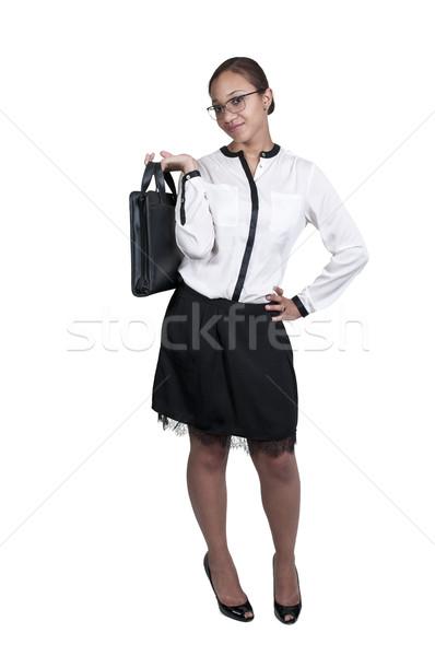 Business Woman Stock photo © piedmontphoto