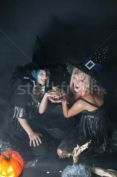 Witches Stock photo © piedmontphoto
