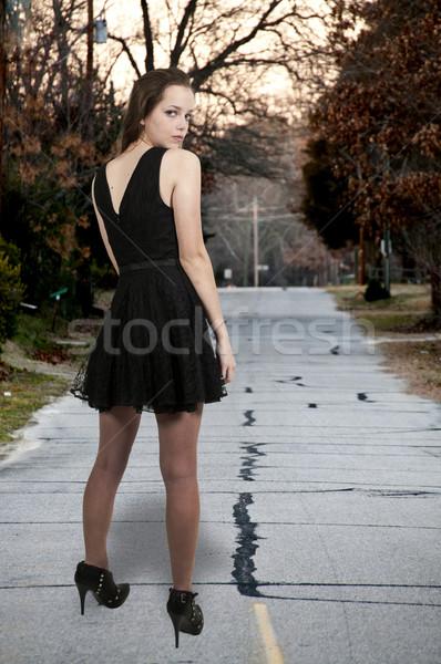 美しい 十代の 女性 小さな 美人 代 ストックフォト © piedmontphoto