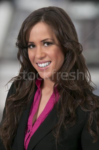 Beautiful Woman Stock photo © piedmontphoto