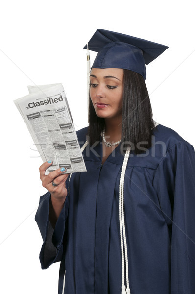 Graduate Stock photo © piedmontphoto