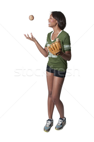 Baseball Player Stock photo © piedmontphoto