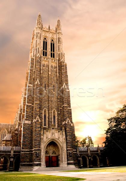 Cathedral Stock photo © piedmontphoto