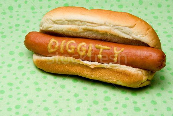 Hotdog Stock photo © piedmontphoto