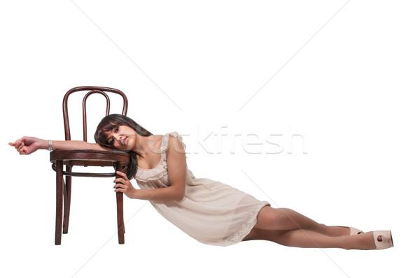 Beautiful Hispanic Woman Stock photo © piedmontphoto
