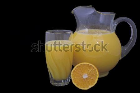 Orange Juice Stock photo © piedmontphoto
