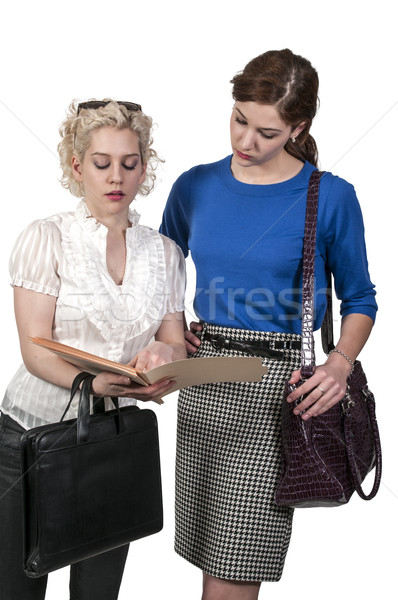 Business Women Stock photo © piedmontphoto