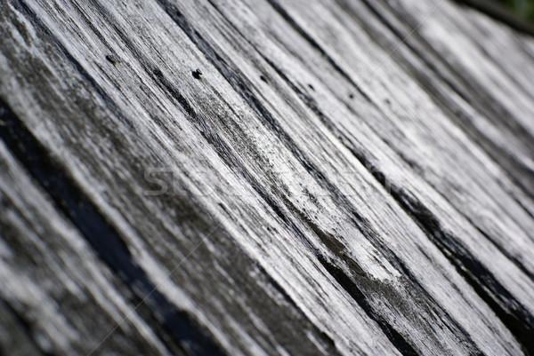 Weathered wood background. Stock photo © Pietus
