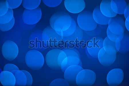 Defocus background - blue lights. Stock photo © Pietus