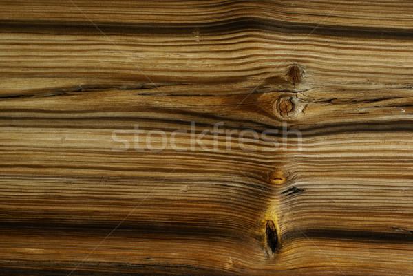 Oud hout textuur hout achtergrond texturen zwarte Stockfoto © Pietus