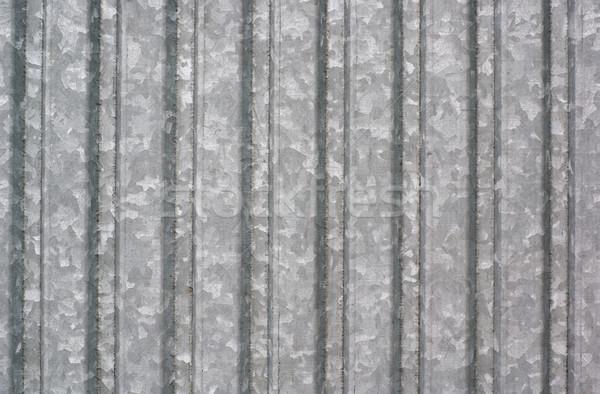 Corrugated plate. Stock photo © Pietus
