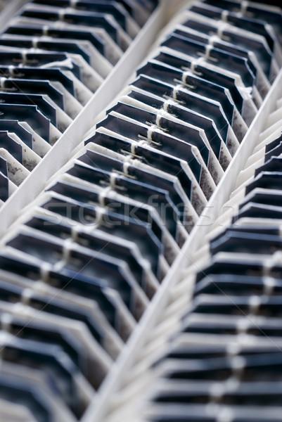 Thee zakken ingesteld ondiep witte Stockfoto © Pietus
