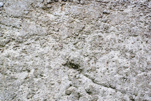 Beton muur textuur detail gips ruw Stockfoto © Pietus