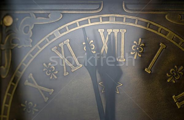 çift 12 antika Stok fotoğraf © Pietus