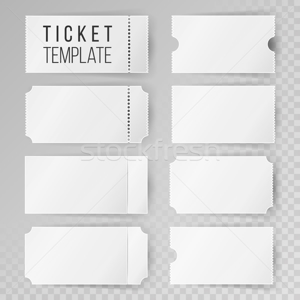 Ticket Photos Images and Vectors – Theatre Ticket Template