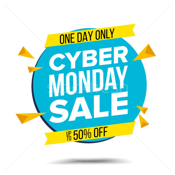 86741b427 #8597237 Cyber Monday Sale Banner Vector. Website Sticker, Cyber Web Page  Design. Big Super Sale. Online Sale by ...