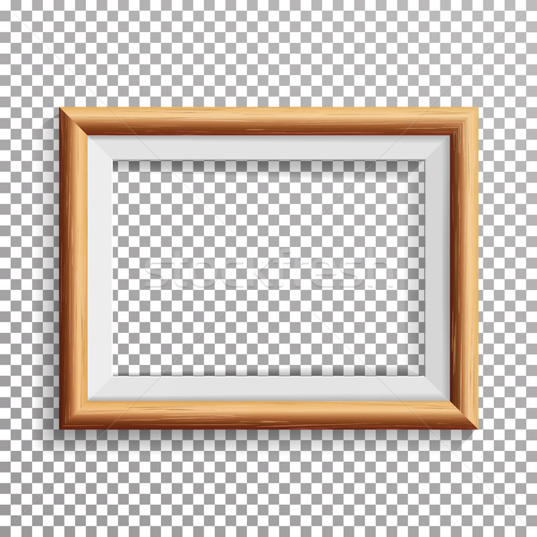 реалистичный вектора мягкой тень изолированный Сток-фото © pikepicture