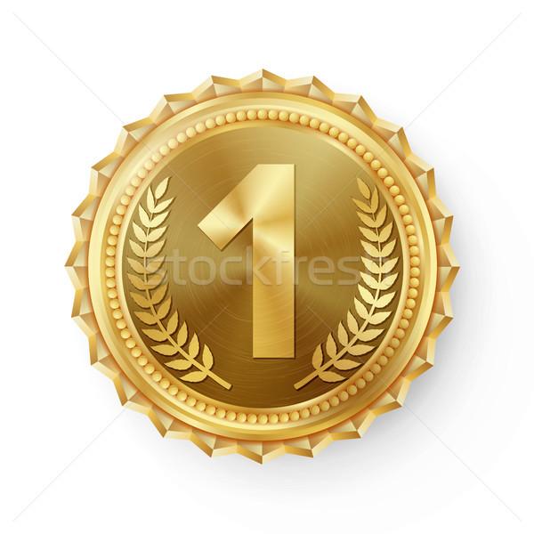 金メダル ベクトル 選手権 ラベル 競争 挑戦 ストックフォト © pikepicture