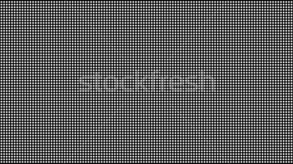 Dot RGB Background Vector. Television. Grunge Halftone Dots. Pigment Closely. Black And White Dot Sc Stock photo © pikepicture